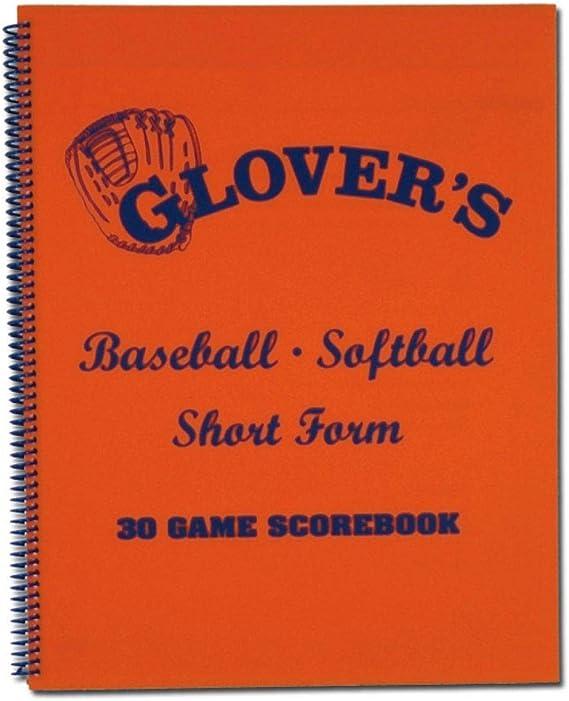 by Glovers Scorebooks Glovers Scorebooks Volleyball Short form Scorebook 35 Matches