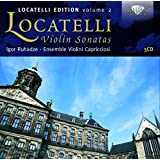 Locatelli Edition, Volume 2: Violin Sonatas