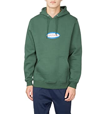 e6fc531bbc Stussy Men's Sweatshirt Green Green Small: Amazon.co.uk: Clothing