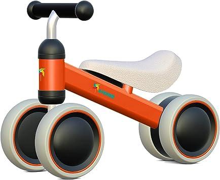 Amazon.com: Avenor - Bicicleta de equilibrio para bebés de 6 ...