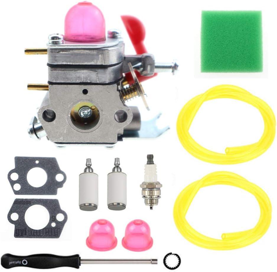 Poulan Weedeater 530071811 Carburetor Assembly