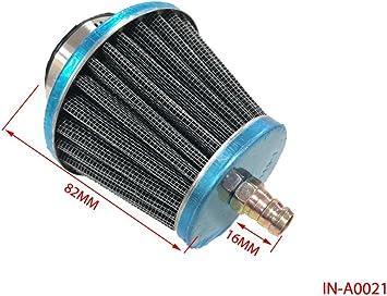 35mm Air Filter For Honda XR CRF Pit Dirt Bike TRX ATC ATV 50cc 70 90 110 125 cc