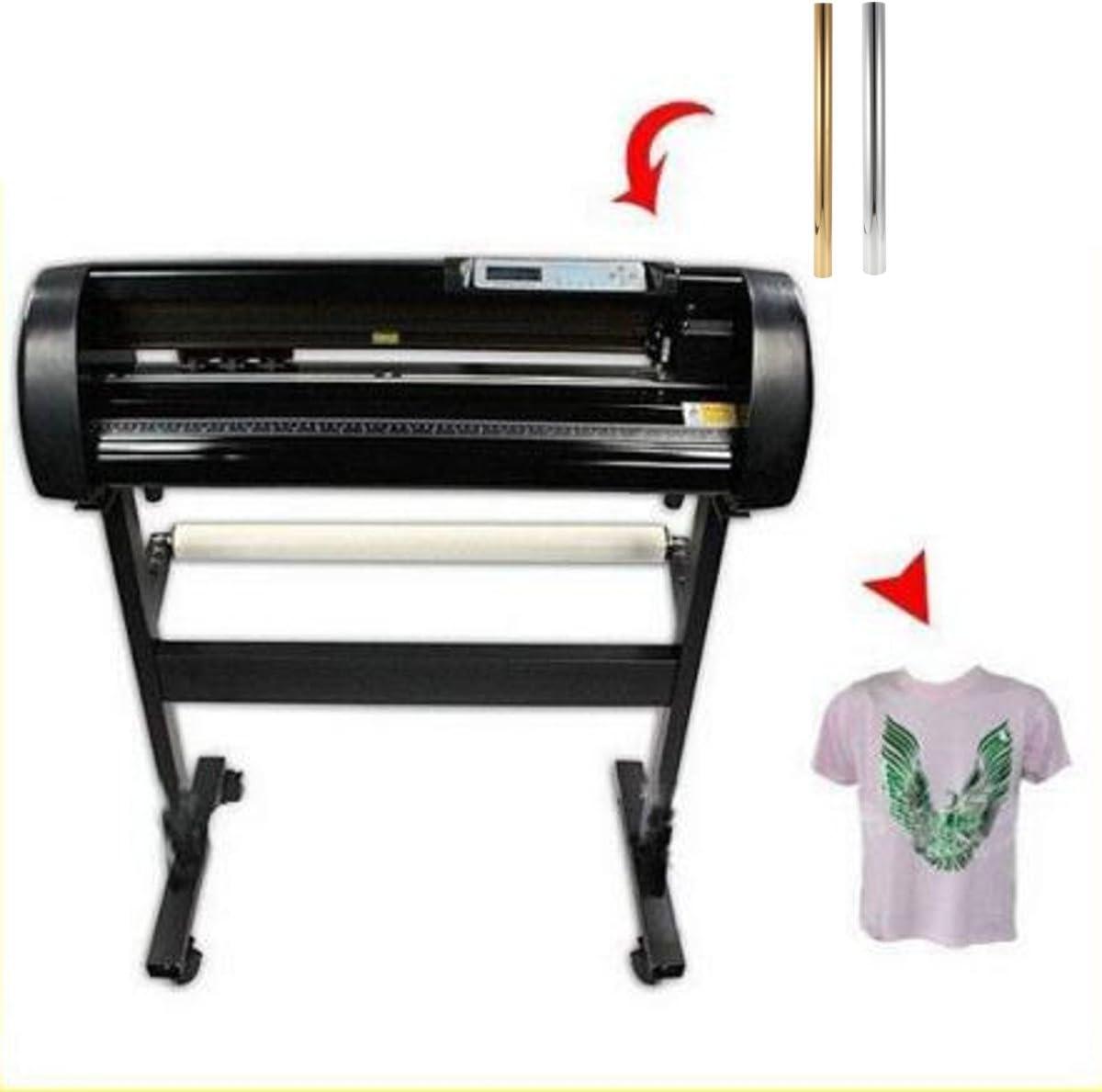 Tutoy 0.5 x1m Calor Transferencia Vinilo película Rollo T-Shirt ...