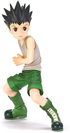 Gon Freecss Ichiban Kuji Figure Banpresto Hunter X Hunter