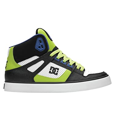 Spartan Homme Shoes Mode WcBaskets Hi Dc Lm44 Vertbkwts T1FJulK3c