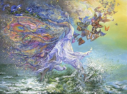 Great Art Now Joie De Vivre by Josephine Wall Art Print, 11 x 8 inches