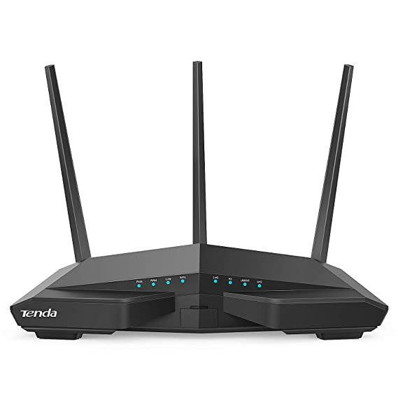 Tenda AC1900 Dual Band Gigabit Performance Wi-Fi Router with Open