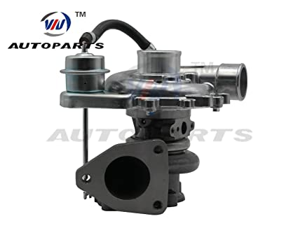 Image Unavailable. Image not available for. Color: Turbo 17201-0L030 for Toyota Hilux,Land Cruiser,Hiace 2.5L Diesel Engine