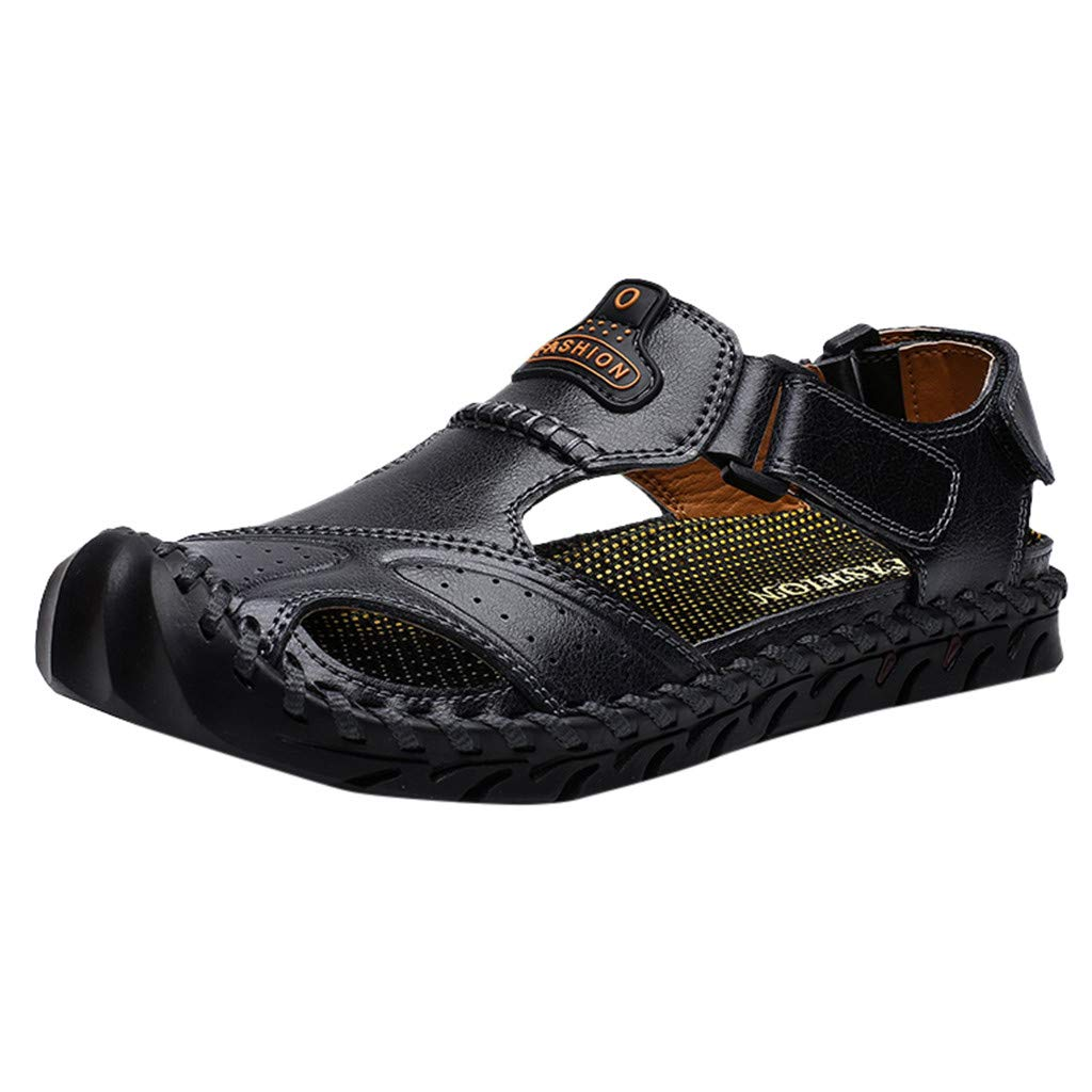 Mens Casual Sneakers -【MOHOLL】 Men's Mesh Breathable Shoes Comfortable Running Shoes Light Tennis Footwear Black