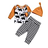 GoodLock Clearance!! Baby Boys Clothes Set Newborn