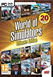 World of Simulators Ultimate Edition - 20 Games (PC DVD)