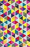 nuLOOM Maris Triangles Area Rug, 8' x 10', Multi