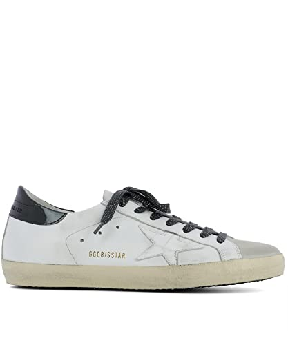 82a51c77786 Image Unavailable. Image not available for. Color: Golden Goose Deluxe  Brand Men's Low Top Fashion Sneakers Superstar ...