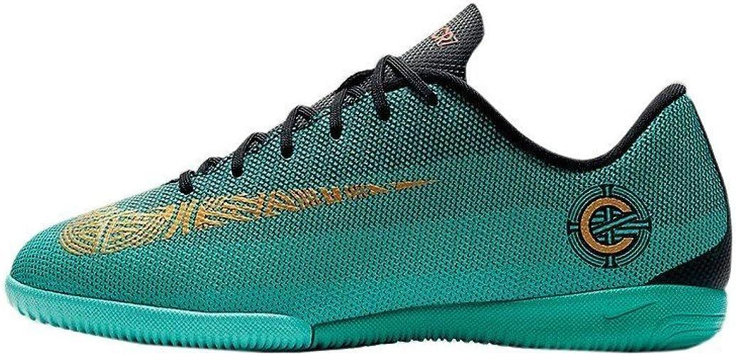 Nike Jr Vaporx 12 Academy Gs Cr7 Ic clear jademtlc vivid