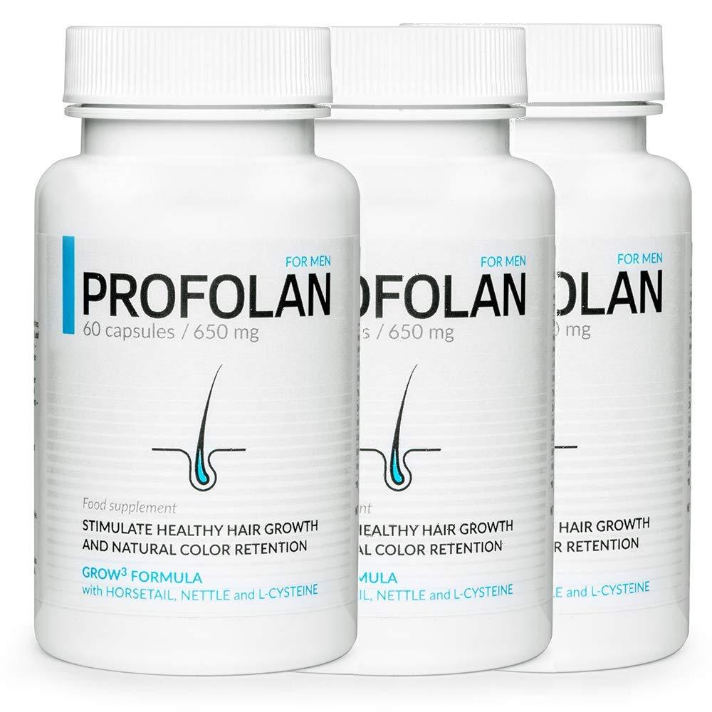 Profolan – întărește părul și stimulează creșterea părului