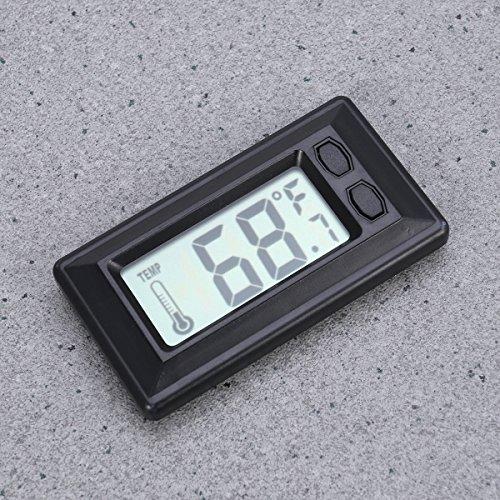 WINOMO Car Digital Thermometer Indoor LCD Temperature Gauge for Sedan SUV Truck Rv by WINOMO (Image #5)