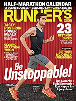 1-Year Runners World Magazine Subscription