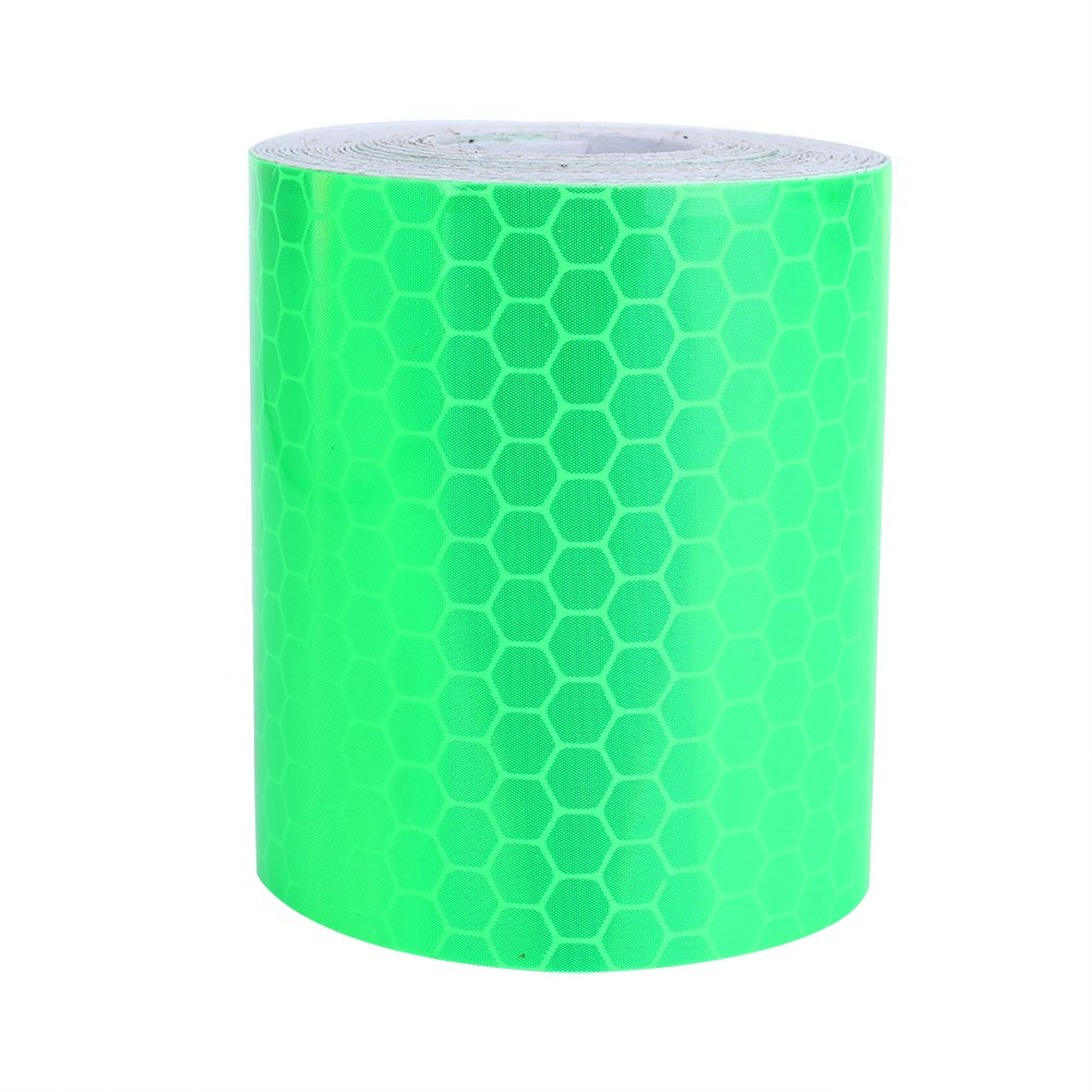 Blue Yosoo 2 X10 Reflective Safety Warning Tape Film Sticker Conspicuity Tape Roll