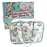 Cute Makeup Bags Cute Floral Makeup Bag for Travel and Home Perfect For Your Makeup and Cosmetics