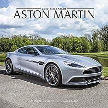 Aston Martin Calendar - Calendars 2016 - 2017 Wall Calendars - Car Calendars - James Bond - Aston Martin 16 Month Wall Calendar by Avonside