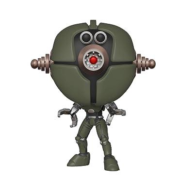 Funko Pop! Games: Fallout - Assaultron, Standard, Multicolor: Toys & Games