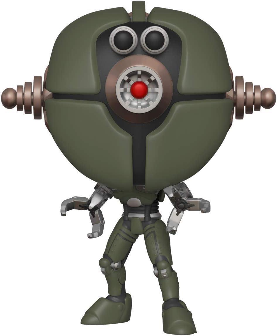Funko 33993 Pop Vinilo: Juegos: Fallout S2: Assaultron, Multi ...