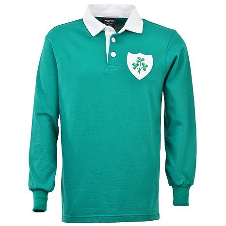 Toffs Irlanda 1926 Vintage Camiseta de Rugby.: Amazon.es: Deportes ...