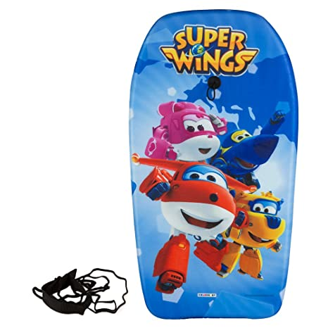 Super Wings - Tabla surf - 84 cm (ColorBaby 77003)