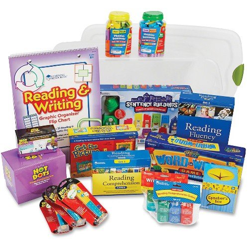 Learning Resources Common Core State Standards ELA Kit - Grade 2 - Early Childhood Education Program - 1507393