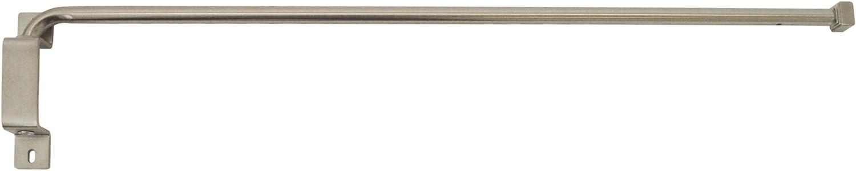 "Achim Home Furnishings INOBRNNK04 , Nickel Innovative Swing Arm Rod, 20""-36"""