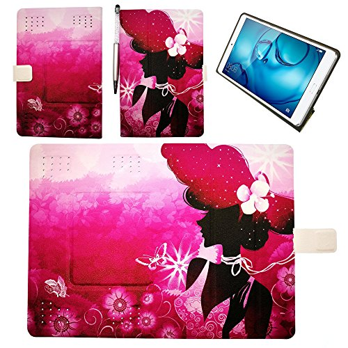 Tablet Cover Case for Lava Connect Plus Case SN by ZhouYunDa