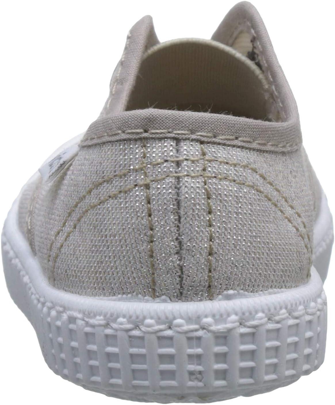 Victoria 1915 Inglesa Elastico Lurex Baskets Fille