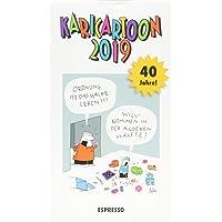 KARICARTOON 2019: 365 Cartoons von 80 ZeichnerInnen