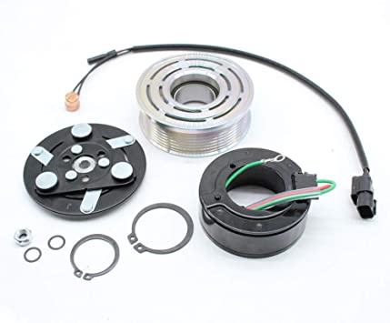 NEW High Quality A//C Compressor CLUTCH KIT for Toyota Yaris 2006-2011