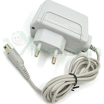 Vinciann - Cargador de batería Gris para Nintendo DSI XL 3DS ...