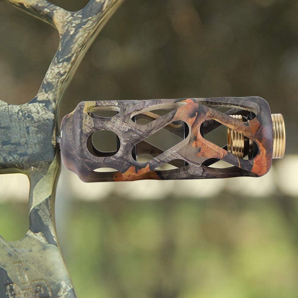 estabilizador de Amortiguador de Tiro con Arco Universal para Arco Compuesto Tihebeyan Estabilizador de aleaci/ón de Arco Compuesto