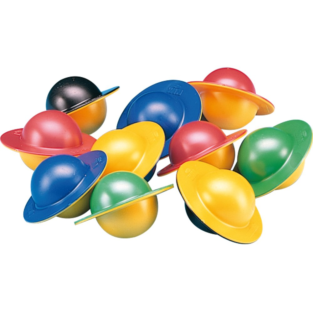Sportsgear US Swimming Pool Diving Games Training Aid Egg Flips Pack of 10 by Sportsgear US