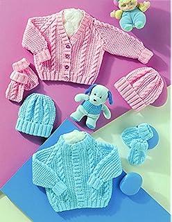 07f4bd973e4 Stylecraft Baby Cardigan