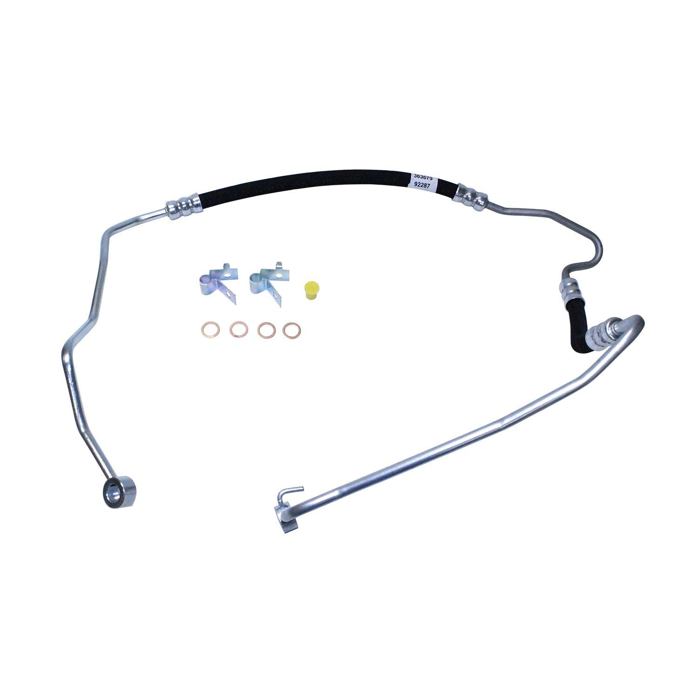 Edelmann 92287 Power Steering Pressure Line Hose Assembly