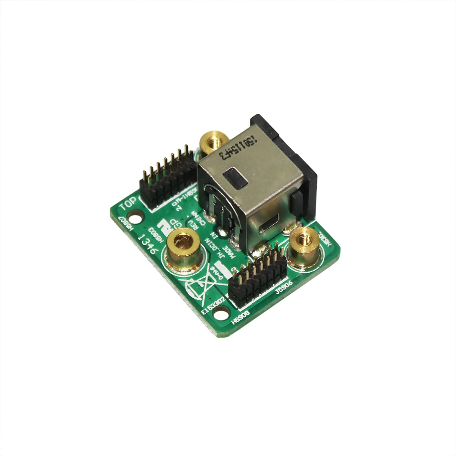 Zahara DC Jack Power in Board Replacement for Asus ROG 60NB04K0-DC1020 2014