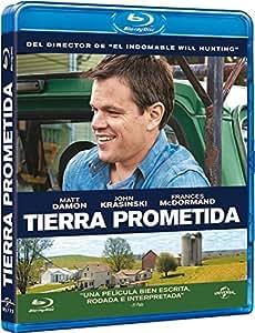Tierra Prometida [Blu-ray]