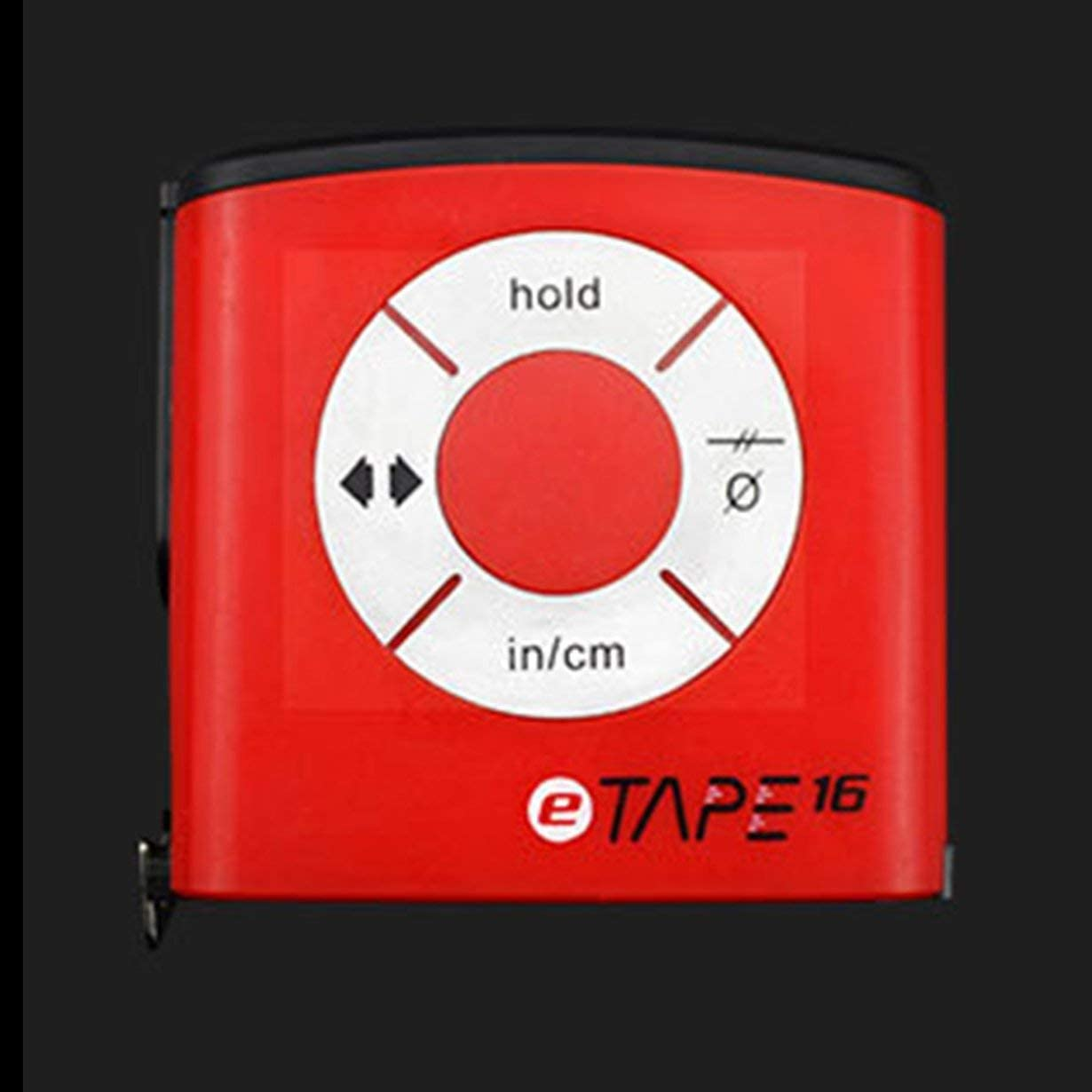 Digital Tape Measure 5M 16Ft Lcd Portable Measure Accurately Electronic Steel Metric Measurement Tools