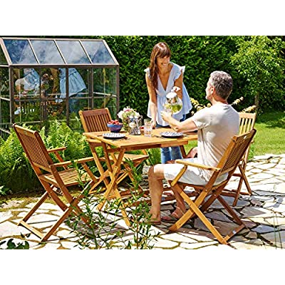 Deuba-Wooden-Garden-Dining-Table-and-Chairs-Set-FSC-Certified-Eucalyptus-Wood-4-Seater-Folding-Outdoor-Furniture