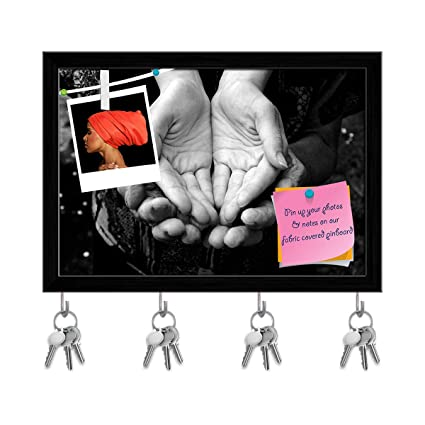 Amazon.com  ArtzFolio Empty Old   Young Hands Key Holder Hooks Cum ... 4a040e139