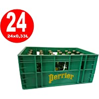 Perrier Sparkling Agua Mineral Natural 33cl (Paquete