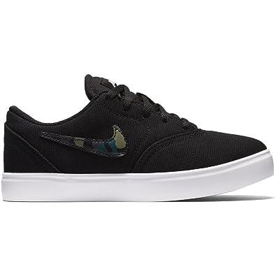 Nike Sb Check CNVS (Ps) Schuhe Kinder Schwarz: Amazon.de: Schuhe ...