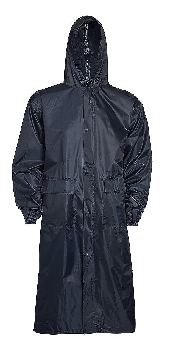 Baum Country Herren/Erwachsene Wasserdicht Langer Mantel/Regenmantel Jacke