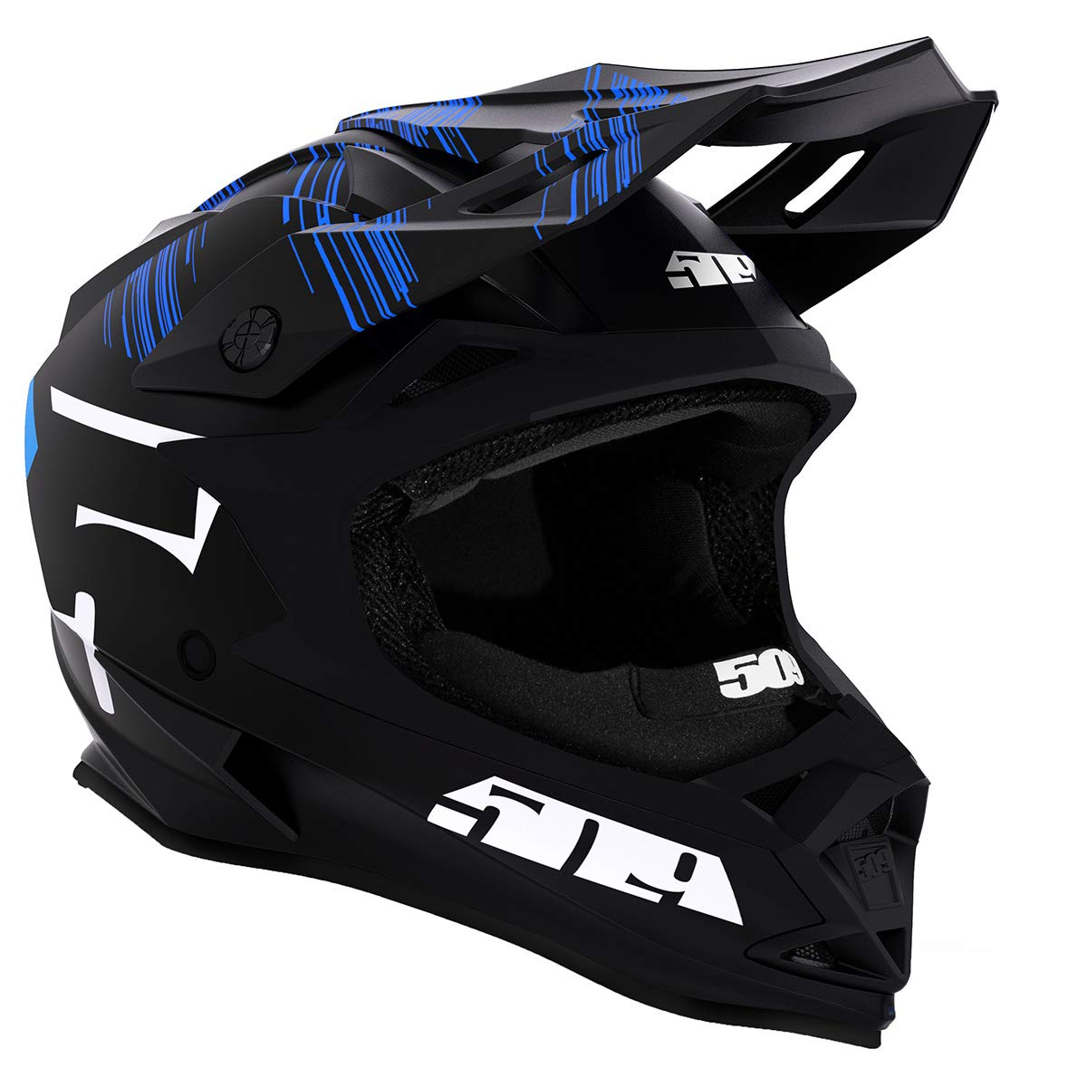 Particle Blue - 2X-Large Altitude with Fidlock 509 Altitude Helmet with Fidlock