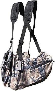 Ribz Front Pack, Camo, M, 34-38 W, 8 Liter: Amazon.es: Deportes y aire libre