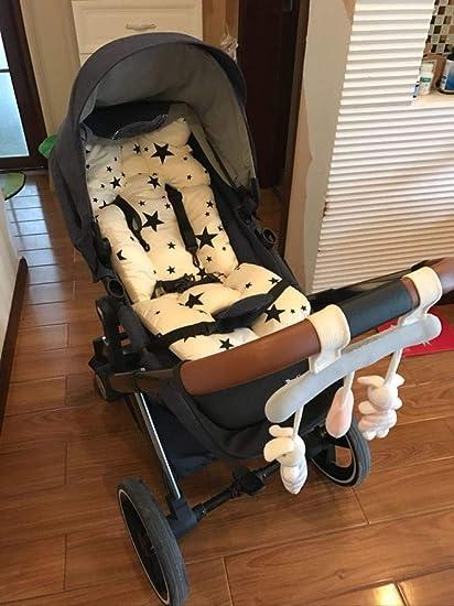 Amazon.com: XJ&DD Cojín para cochecito de bebé, cojín para ...